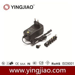 18W Variable Power Adaptor with Ce UL FCC pictures & photos