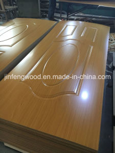 Melamine Doorskin MDF pictures & photos