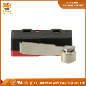 Lema Kw12-2s Roller Lever PCB Subminiature Micro Switch pictures & photos
