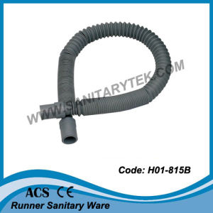 PVC Washing Machine Outlet Water Hose (H01-809) pictures & photos
