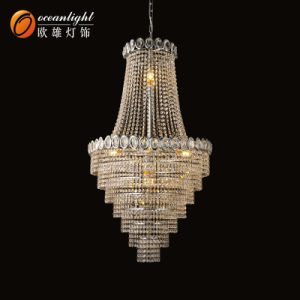 Crystal Chandelier Lighting with Asfour Crystal or Chinese K9 Crystal pictures & photos
