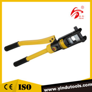 12t Output Hydraulic Cable Crimper (YQK-300) pictures & photos