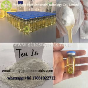 Testosterone Isocaproate Steroid Powder Anabolic Androgenic Test Isocaproate for Bodybuilding pictures & photos