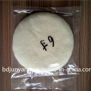 Eco-Friendly 100% Felt Buff Polishing Wheel for Finishing and Polishing pictures & photos
