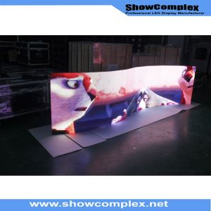 High Contrast Indoor Full Color LED Display (500mm*500mm pH3.91/pH4.81) pictures & photos
