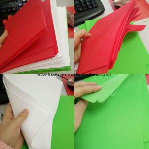 Color Goma EVA Foam Sheet