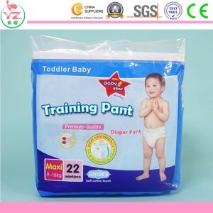 Soft Cotton Baby Diaper with Certificate pictures & photos