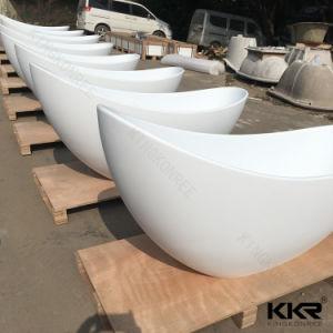 Modern Design Stone Resin Whirlpool Bathtub pictures & photos
