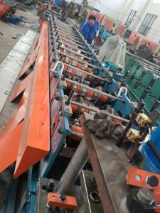 Factory Price Fire Damper Making Machine pictures & photos