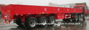 12.5 Meters Semitrailer with Side Wall pictures & photos