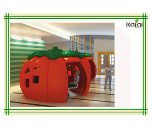 Kaiqi Newest Pumpkin Play House for Indoor Playground Kq60179A pictures & photos