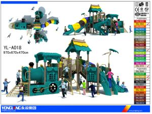 Amusement Park Commercial Outdoor Playground for Children (YL-A018) pictures & photos