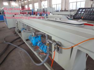 Hot Selling HDPE Water Supply Pipe Extrusion Machine pictures & photos
