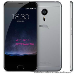 "Original M E Iz U PRO 5 Global Firmware Cell Phone Exynos7420 Octa Core 5.7"" 1920X1080p 3G 32g 21.16MP Camera Smart Phone Black pictures & photos"