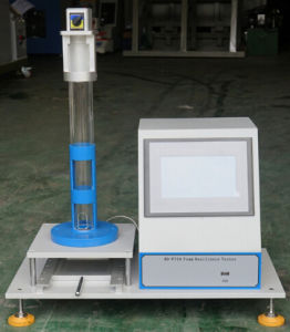LCD Didplay Foam Resilience Testing Machine pictures & photos