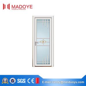 Madoye Thermal Break Aluminum Casement Toilet Door pictures & photos