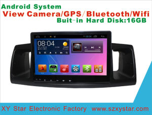 Android System Car DVD GPS Navigation for Toyota Corolla Ex 9 Inch Touch Screen with MP3/MP4/TV