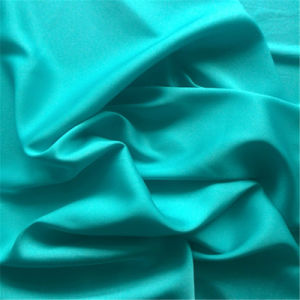 Elestic Double Silk Ggt in Plaind Dye pictures & photos