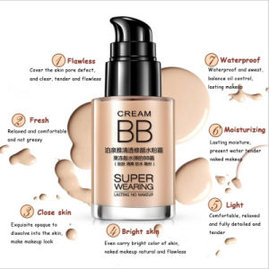 Liquid Foundation Whitening Moisturizing Oil-Control Concealer 30ml Fo0333 pictures & photos