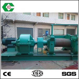 Xkp Double Roller Rubber Grinder Tyre Recycling pictures & photos