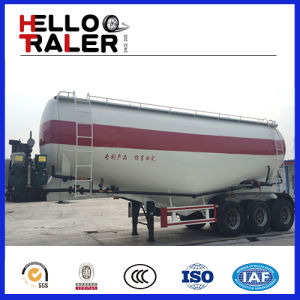 3 Axles Road Transport Semi-Trailer Cement Truck pictures & photos