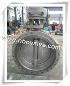 """PTFE Flanged Carbon Steel Butterfly Valve (D31Y-38"""")"""