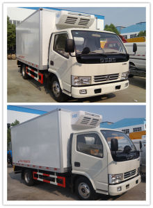 Factory Selling 4X2 20cbm 15ton Refrigerator Freezer Truck pictures & photos