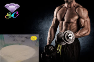 Lean Muscle Mass Steroid Testos Acetate (CAS: 1045-69-8) pictures & photos