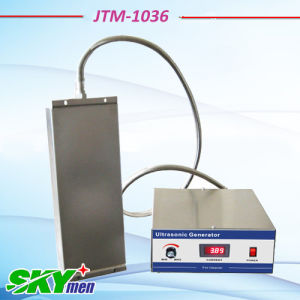 Immersible Ultrasonic Transducer for Degrease Condenser Tube Cleaning pictures & photos