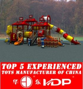 HD2013 Outdoor Fire Man Collection Kids Park Playground Slide (HD13-006A) pictures & photos