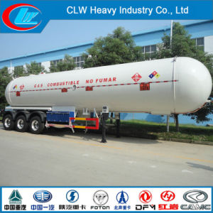 3 Axle 59.6cbm LPG Tank Semi-Trailer pictures & photos