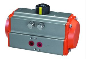 Pneumatic Actuator - Solenoid Valves Can Be Easily Mounted Without Connecting Plank pictures & photos