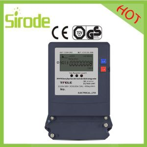 Dtsf794 Type Electronic Three-Phase Multi-Rate Energy Meter