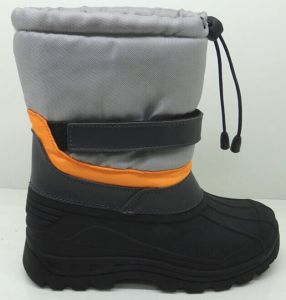 New Design Injection Shoes Snow Boots in High Quality (SNOW-190021) pictures & photos