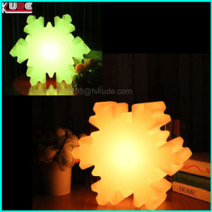 LED Light up Christmas Snow Tree Wholesale pictures & photos