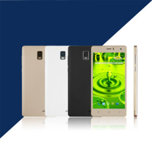 China OEM Quad Core 5.5inch IPS Screen Smartphone 4G Cellphone pictures & photos