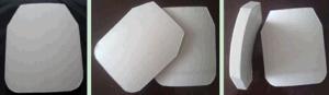 Bullet Proof Plate Kelvar / Al2O3 Ceramic / UHMW PE / Sic Ceramic pictures & photos