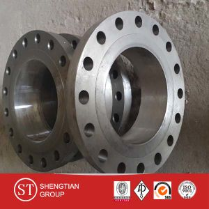 GOST CS CT20 Forged Carbon Steel Threaded Flange pictures & photos