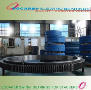 Triple-Row Roller Combined Slewing Ring Bearing
