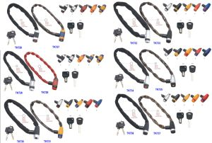Chain Lock (TK748) Cable Lock pictures & photos