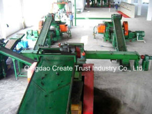 Whole Tyre Shredder for Recycling Rubber Powder pictures & photos