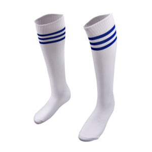 Custom Cheap Mens Sports Soccer Football Rugby Socks Footwear with Your Logo pictures & photos