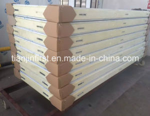 Cold Room PU Board and High Desity PU Cold Storage Panel pictures & photos