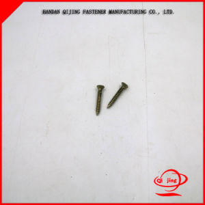 Stainless Steel Machine Screw Furniture Screw pictures & photos