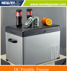 Newsky Power 12V Car Fridge Freezer pictures & photos
