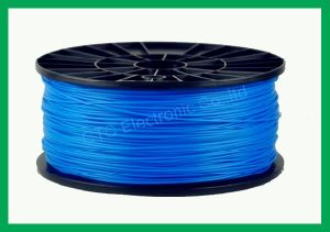 1.75mm 3mm Blue PLA Filament for 3D Printer