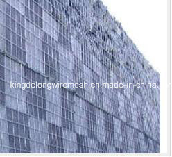 Hot Dipped Galvanized Welded Gabion Mesh pictures & photos
