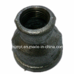 Reducing Female Beaded Galvanized Socket Malleable Iron Pipe Fittings pictures & photos