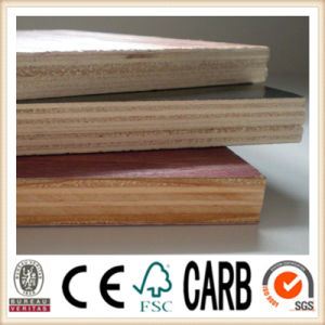Chinese Film Faced Plywood for Formwork pictures & photos