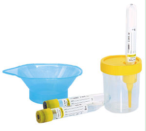 Ht-0437 Hiprove Brand Vacuum Urine Collection Tube pictures & photos